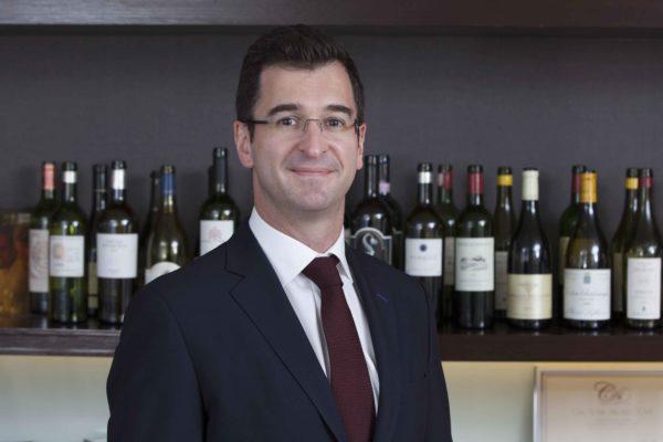 Corney & Barrow's head of its Asian business