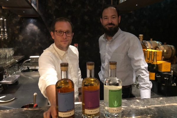 Honest Burgers are one of a number of restaurant chains that are now working with Circumstance Distillery to make bespoke craft spirits
