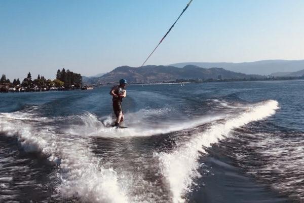 okanagan wakeboarding