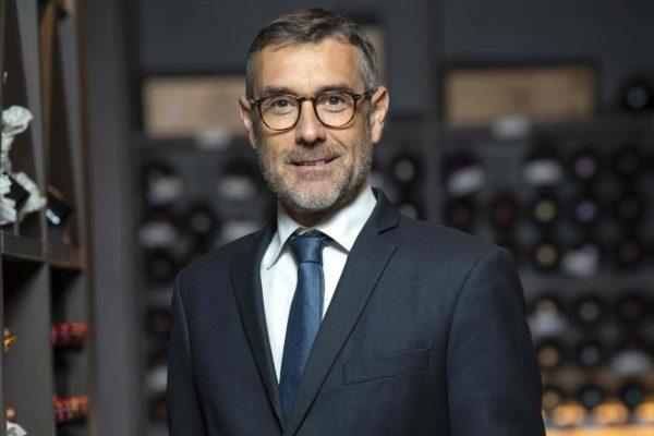 Rodolphe Lameyse, Directeur Général de Vinexpo, Bordeaux, le 2 Mai 2019.