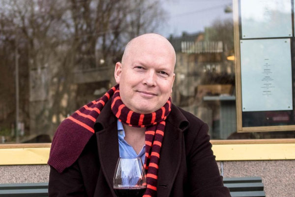 Star Wine Lists' Krister Bengtsson wants to find ways to help sommeliers earn money at this time