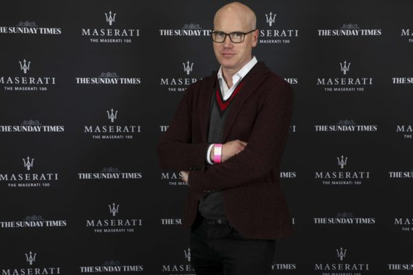 Maserati 100 Event News UK London   March 20 2019