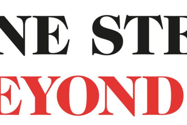 one step beyond logo new