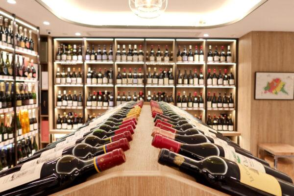 fine wine hong kong
