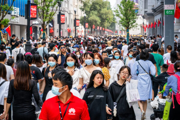 Closing its borders to international travel has not had too much effect on China thanks to the vast numbers of Chinese who have spent their holidays at home rather than travel overseas in 2020