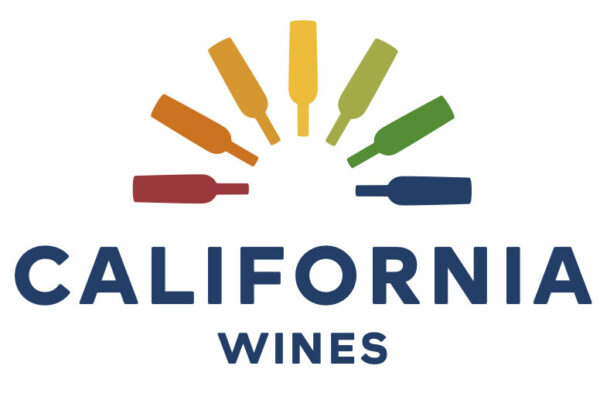 california wine logo new