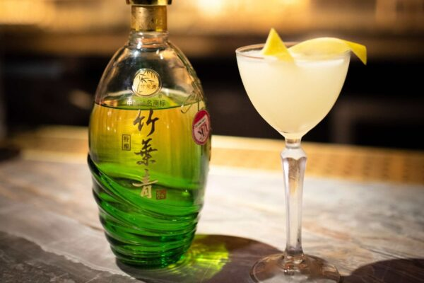Cheng International worked with a number of leading venues, like here at the  for the last Chinese New Year to help inrroduce baijiu to their customers