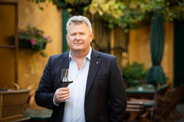 Austrian Wine's Chris Yorke
