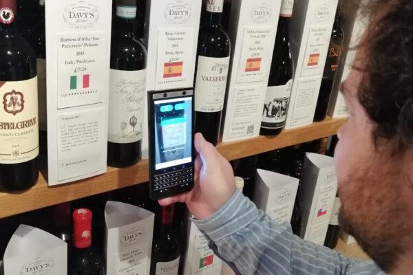 davys man phone large