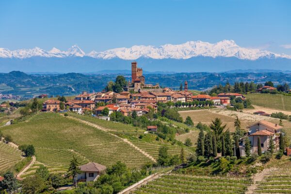 PIedmont is where Michael Palij MW first fell in love with Italy