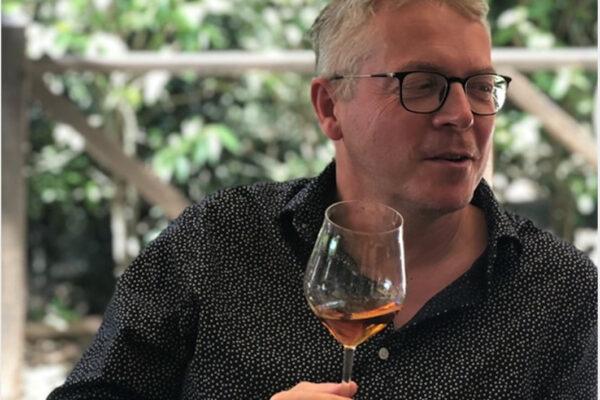 Simon Thorpe MW ceo of WineGB