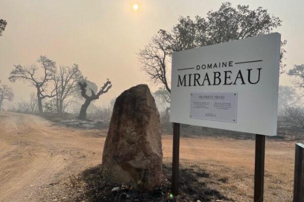 mirabeau fire