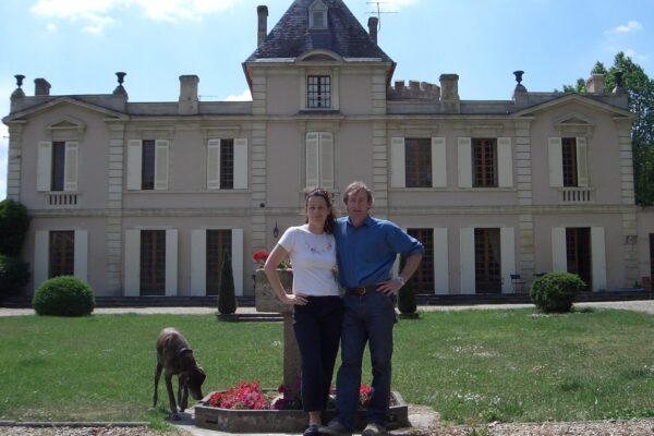 chateau seuil nicola and sean