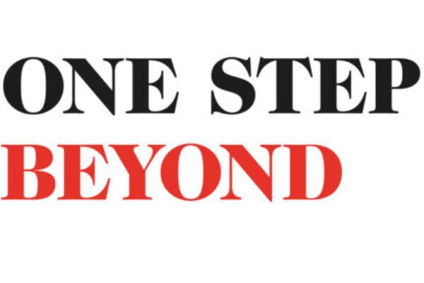 one step beyond logo 4