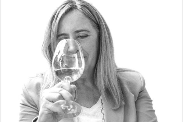 Otilia Romero de Condés head of World Bulk Wine Exhibition