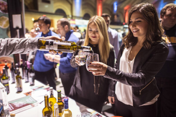 Get your staff to talk about how sustainable and community-spirited a wine is